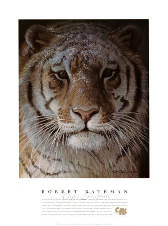 robert-bateman-tiger-portrait