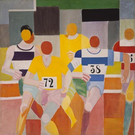 robert-delaunay-les-coureurs-1926