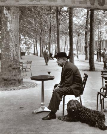 robert-doisneau-jacques-prevert-paris-1955