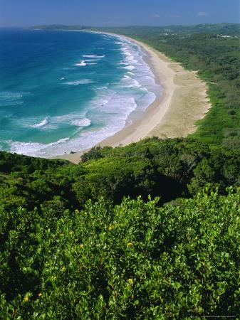 robert-francis-tallow-beach-from-cape-byron-australia