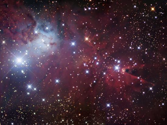 robert-gendler-cone-nebula-and-ngc2264