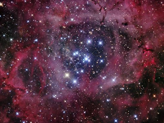 robert-gendler-the-rosette-nebula-and-ngc-2244