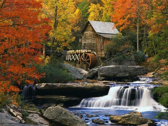 robert-glusic-glade-creek-grist-mill