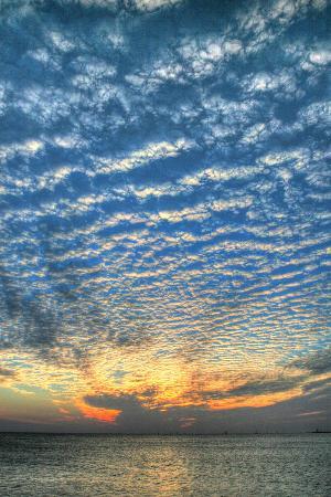 robert-goldwitz-key-west-blue-sunset-vertical