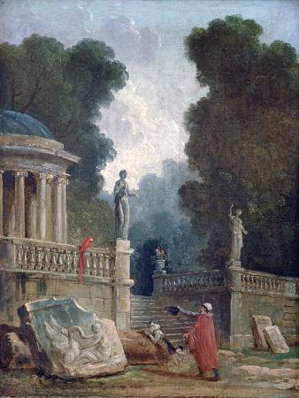 robert-hubert-the-beggar-and-the-parrot-c1750-1808