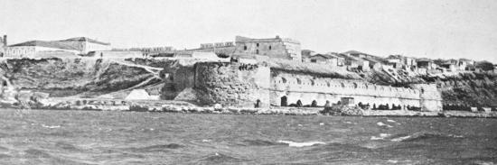 robert-hunt-the-sedd-el-bahr-forterss-at-the-entry-to-the-dardanelles-during-world-war-i