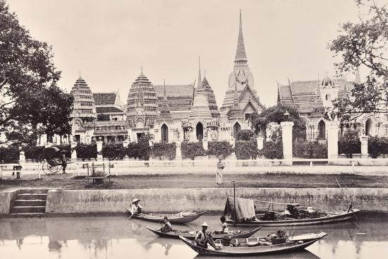 robert-lenz-view-of-a-canal-in-bangkok-c-1890