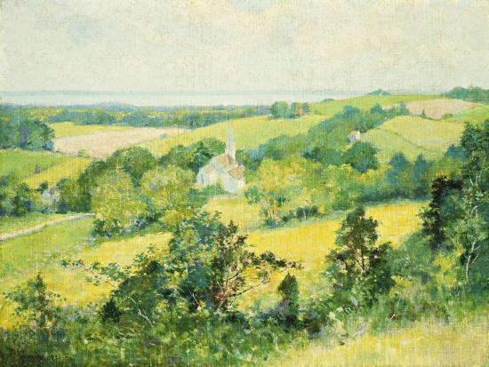 robert-william-vonnoh-new-england-hills