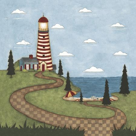 robin-betterley-red-and-white-lighthouse