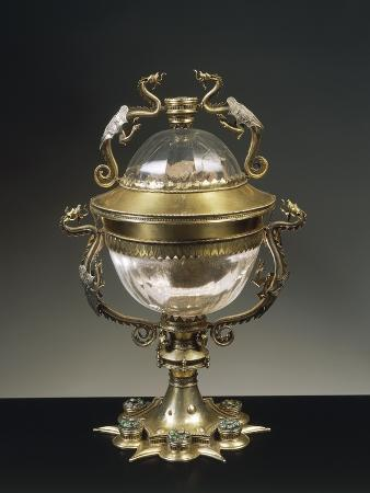 rock-crystal-double-cup-with-enameled-and-gilded-silver-mount