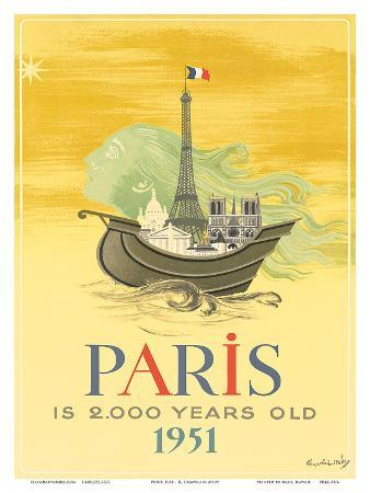roger-chapelain-midy-paris-is-2000-years-old-c-1951