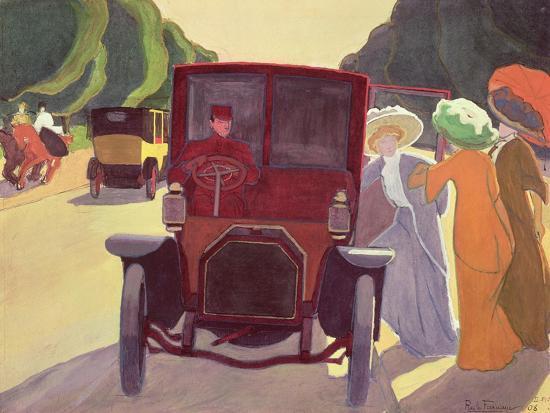 roger-de-la-fresnaye-the-road-with-acacias-1908
