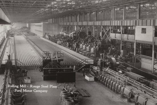 rolling-mill-rouge-steel-plant-ford-motor-company-dearborn-michigan
