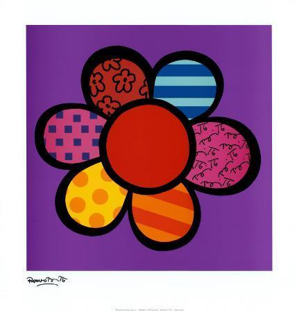romero-britto-flower-power-iii
