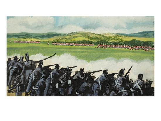 ron-embleton-battle-of-new-orleans-on-8th-january-1815