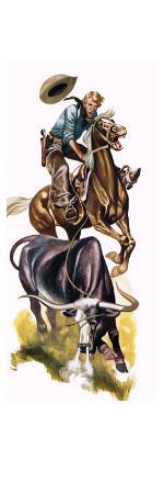 ron-embleton-texan-cowboy-at-work