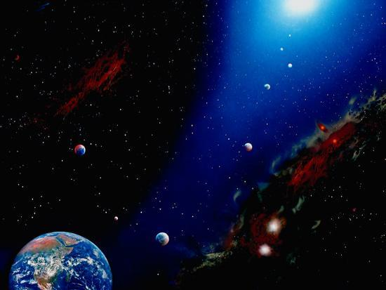 ron-russell-illustration-of-earth-planets-and-sun