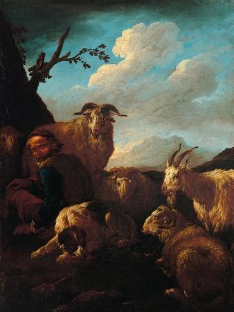 rosa-da-tivoli-shepherd-with-animals