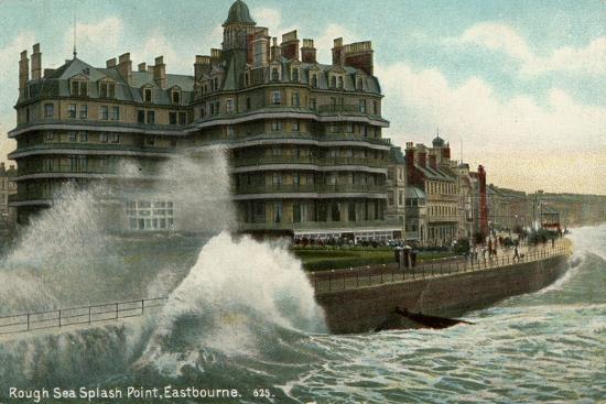 rough-sea-splash-point-eastbourne-sussex-c1912