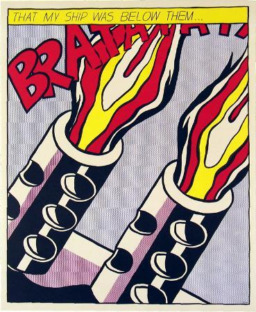 roy-lichtenstein-as-i-opened-fire-panel-3-of-3