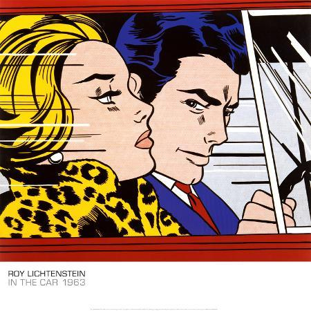 roy-lichtenstein-in-the-car-c-1963