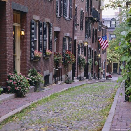 roy-rainford-beacon-hill-acorn-street-boston-massachusetts-new-england-usa