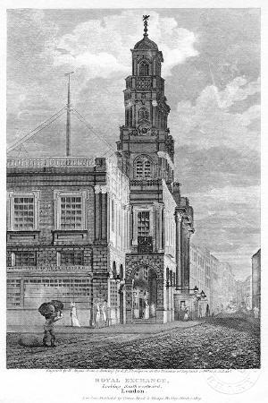 royal-exchange-looking-south-west-city-of-london-1809