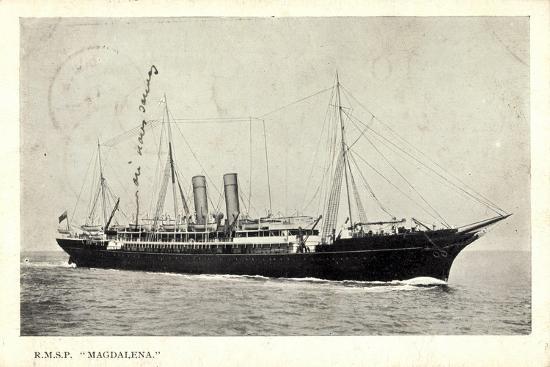 royal-mail-lines-r-m-s-p-magdalena-dampfer