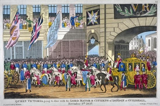 royal-procession-passing-temple-bar-london-1837