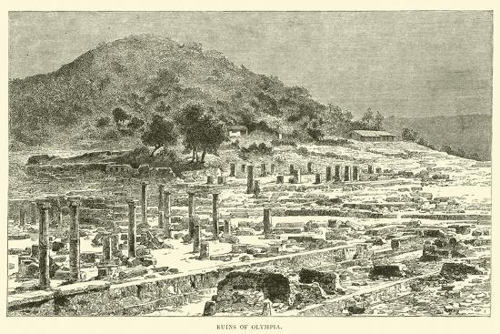 ruins-of-olympia