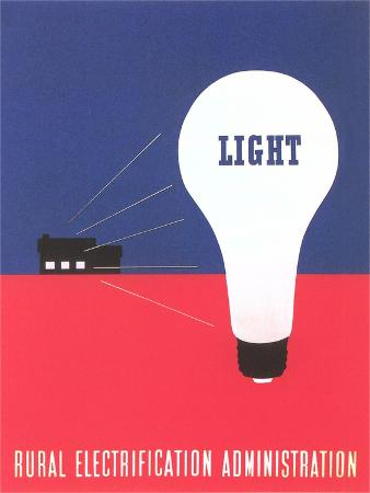 rural-electrification-administration-poster