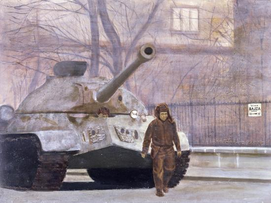 russian-tank-in-budapest-in-1956