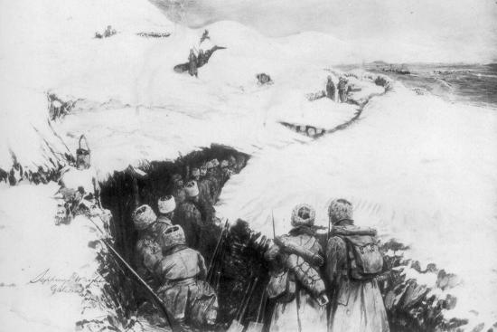 russian-trenches-in-the-mountains-of-galicia-world-war-i-1915