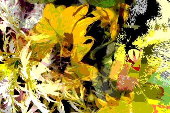 ruth-palmer-sunflower-series-garden-variety-cat
