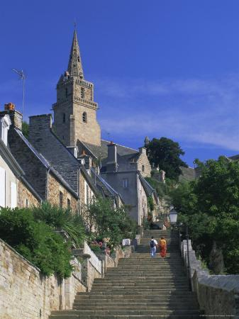 ruth-tomlinson-the-brelevenez-church-and-steps-lannion-cotes-d-armor-brittany-france-europe