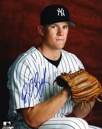 ryan-bradley-new-york-yankees-autographed-photo-hand-signed-collectable