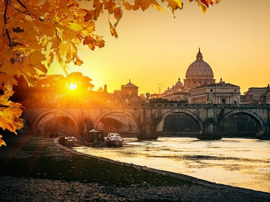 s-borisov-view-at-tiber-and-st-peter-s-cathedral-in-rome
