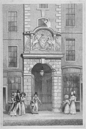 saddlers-hall-cheapside-city-of-london-1830
