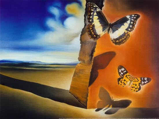 salvador-dali-landscape-with-butterflies