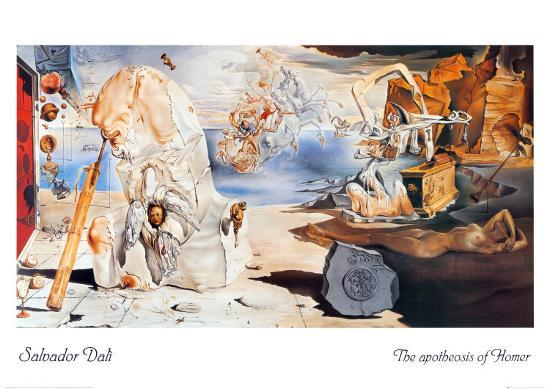 salvador-dali-the-apotheosis-of-homer