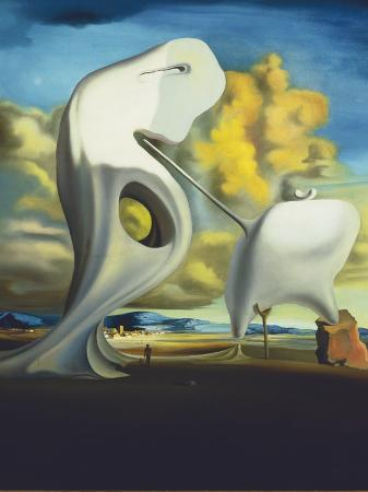 salvador-dali-the-architectonic-angelus-1933