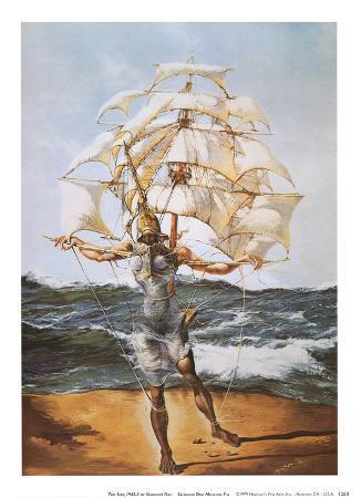 salvador-dali-the-ship