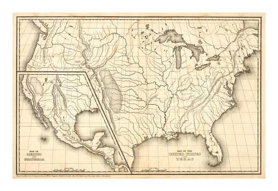 samuel-augustus-mitchell-map-of-the-united-states-and-texas-mexico-and-guatimala-c-1839