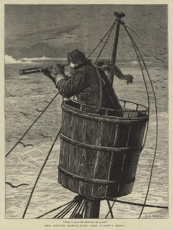 samuel-edmund-waller-the-arctic-expedition-the-crow-s-nest
