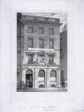 samuel-rawle-union-assurance-office-cornhill-london-c1800