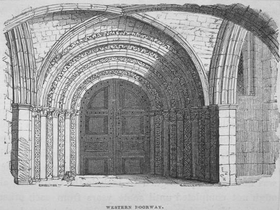 samuel-williams-west-entrance-of-temple-church-city-of-london-1835