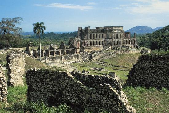 sans-souci-palace-1810-1813-milot-unesco-world-heritage-list-1982-nord-department-haiti
