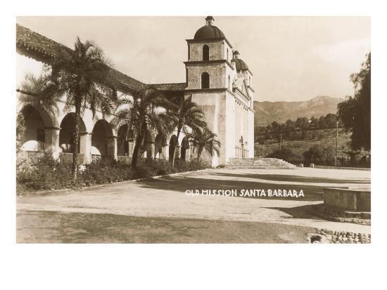 santa-barbara-mission-california