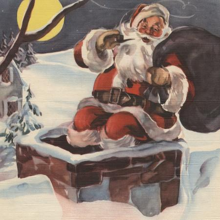 santa-claus-going-down-chimney-with-sack-of-toys
