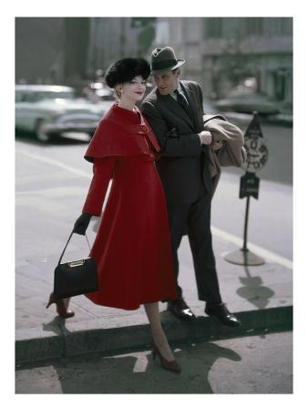 sante-forlano-glamour-september-1956-couple-stepping-off-of-a-curb